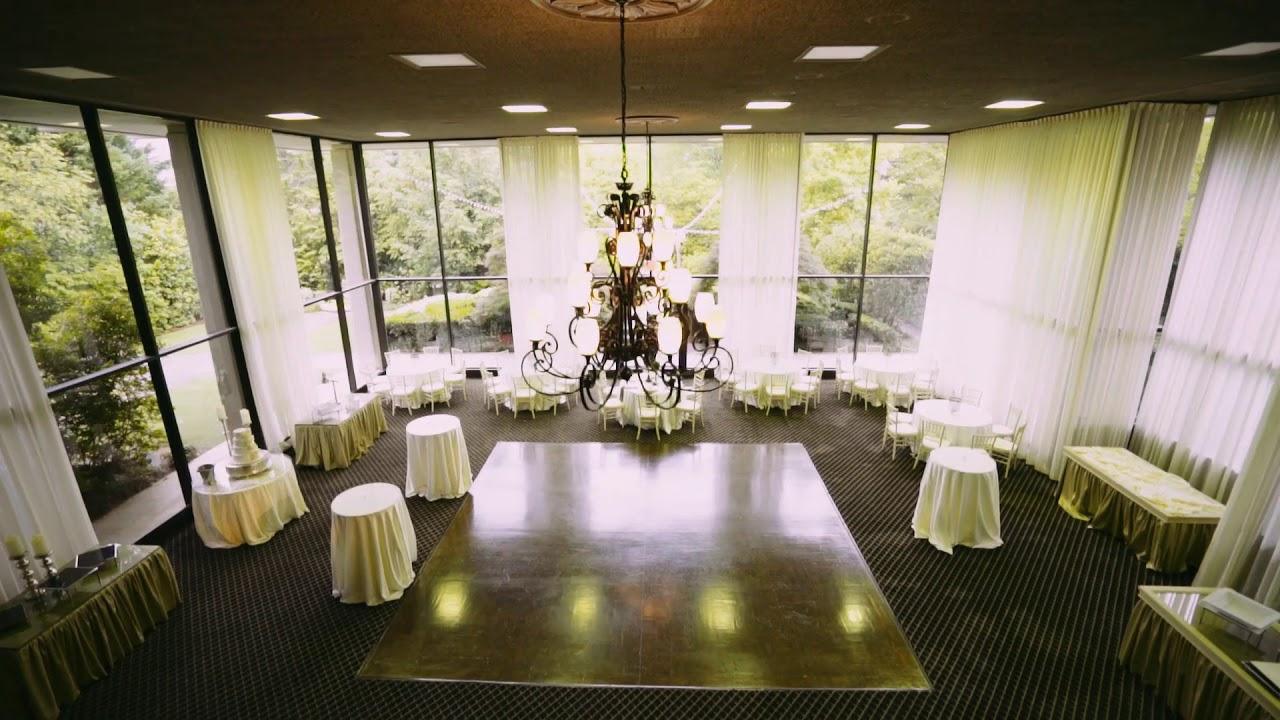 Magic Moments The Atrium Norcross Wedding Venue