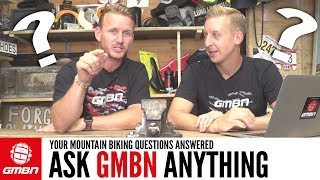 How To Hit BIG Jumps | Ask GMBN Anything About Mountain Biking