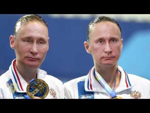 Tassie Pine - Russia vs Australia Olympics: Russian Secrets Revealed!!!