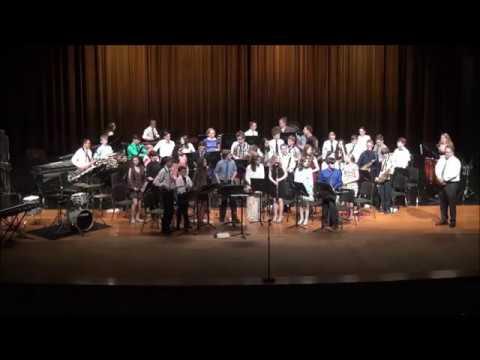 Springboro Junior High School: 8th Band Spring Concert 2017