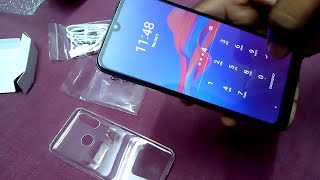 Unboxing Moto E6s (Polished Graphite, 64GB) 4GB RAM. Phone from Flipkart. Nice phone.
