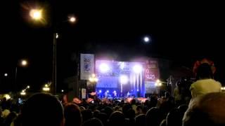 350-річчя Івано-Франківська, концерт гурту