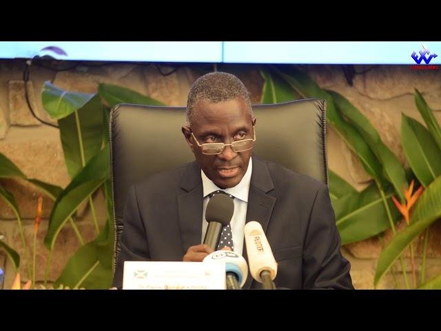 #EjohezaNews: Ijambo ry'uwurongoye CENI ariko ashikiriza ivyavuye mu matora yo kuwa 20/5/2020