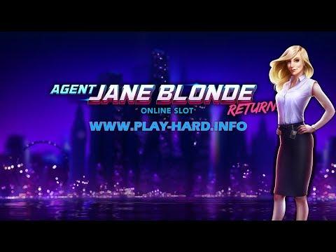 Agent Jane Blonde Returns (Microgaming)