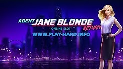 Agent Jane Blonde Returns (Microgaming)