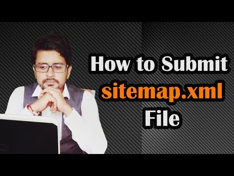 How To Create Sitemap.xml File & Submit To Google