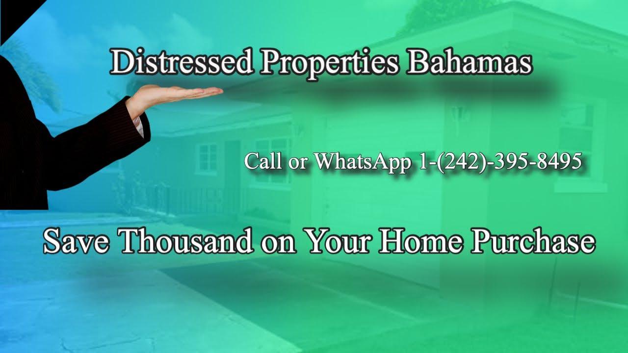 Distressed Properties Bahamas