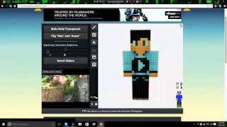 how to change your minecraft skin 2016