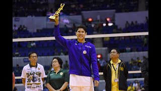 Marck Espejo on Japan volleyball's radar, thanks to UP coach