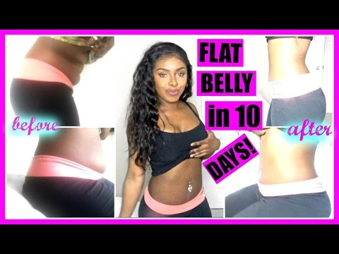 HOW TO LOSE BELLY FAT IN 10 DAYS WITHOUT EXERCISE | Lyns Allure Room