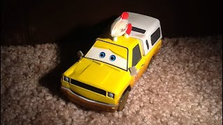 Todd the Pizza Planet truck review  (Disney Store)