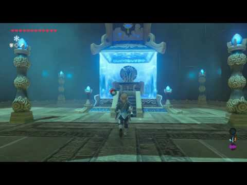 Legend of Zelda: Breath of the Wild - Keo Rung Shrine - Fateful Stars Guide (Nintendo Switch)