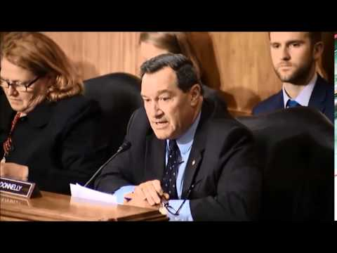 Selected Remarks from Sen. Donnelly on the Export-Import Bank in Senate Banking Committee Hearing