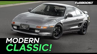 We bought a Toyota MR2   fullBOOST