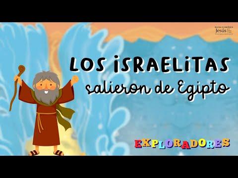 Lección 7: Los Israelitas Salieron De Egipto - Exploradores