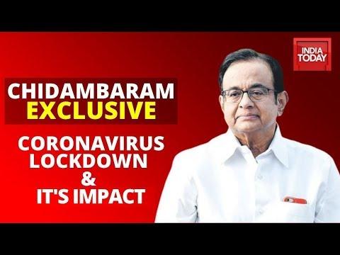 Coronavirus Lockdown And Its Impact: P. Chidambaram In Conversation With Rajdeep Sardesai