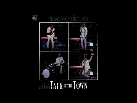 Stevie Wonder - Signed, Sealed, Delivered I'm Yours (Live at The Talk Of The Town, 1970)