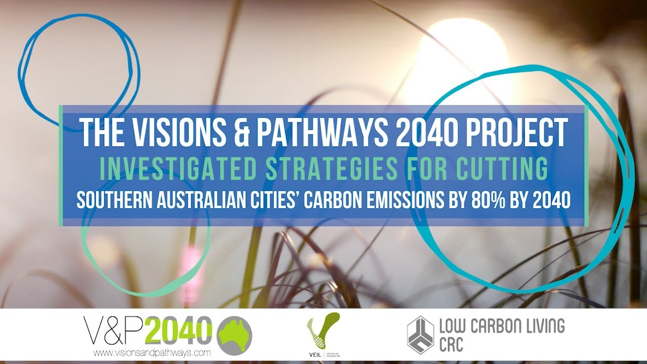 RP3008: Visions and Pathways 2040 | Low Carbon Living CRC