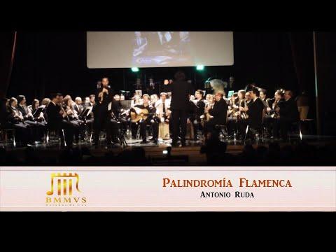 Palindromía Flamenca Antonio Ruda Carlos Alcázar Joaquin A Aranda BMMVS de Bolaños