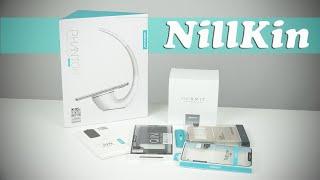 Чехлы для Xiaomi Mi5 и беспроводные зарядки от Nillkin | аксессуары(, 2016-06-03T11:54:31.000Z)