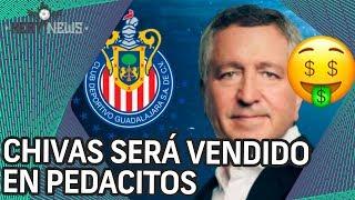 POR ESTO MALECK NO VA AL TRI | ¿DEL BARCELONA AL AMÉRICA? | CHIVAS EN VENTA | 4500 MDD POR EL UNITED