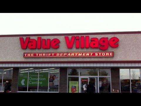 Shop with me Value Village Thrift Store Vlog #269