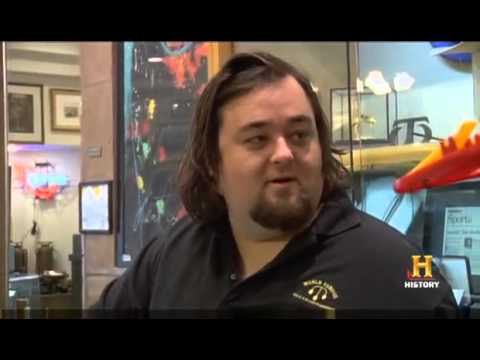 Pawn Shop Austin >> Pawn Stars - Stuff Chumlee Says - YouTube