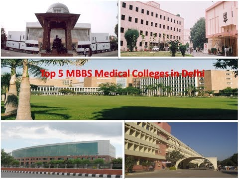 Top 5 MBBS Medical Colleges in Delhi | India