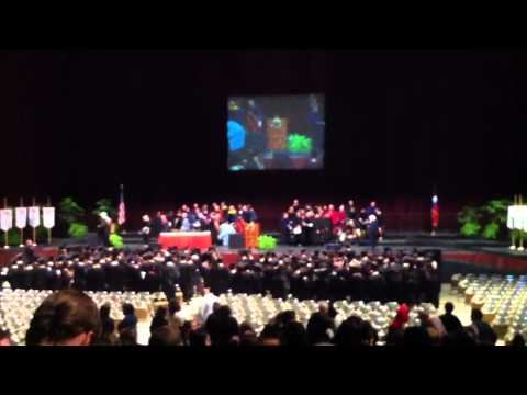 UT-Austin Business School Commencement 2010