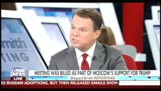 Shep Smith goes off on Trump Jr. meeting with Russians: We're being told 'lie after lie after lie'