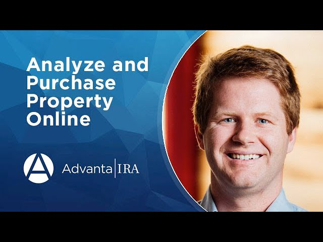 Analyze and Purchase Investment Property Online
