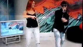 Rassell & Sabīne Berezina - Kā tu dejo (SeMS) (2010)