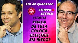 Baixar Leo ao Quadrado - Força de Lula coloca eleições em risco?