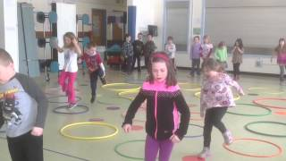 Jump Frog Jump First Grade Movement Activity To Children's Literature  UMS PE