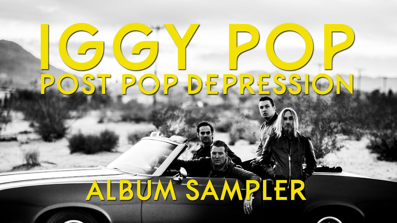 5 sides to Iggy Pop - Music Reads - Double J