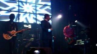 Dolores Delirio - No ves el sol - en HD (Vocé 02-12-09)
