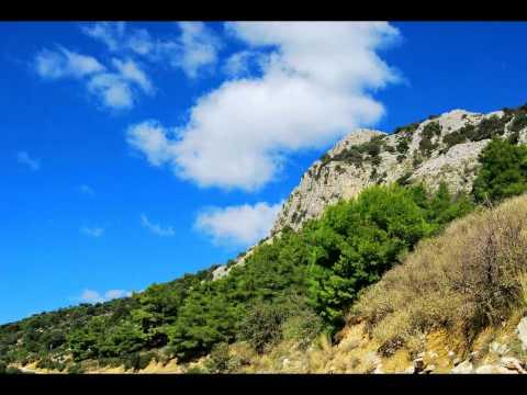 Greek Nature,Landscape,Greece,Patra,Kalogria,Araxos,Achaia My Photos [Nikon D60] HD 1080p