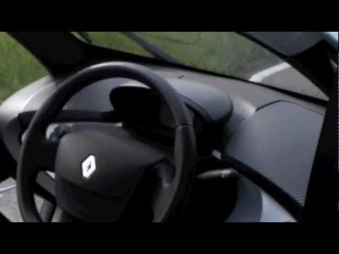 Renault Twizy - electric future