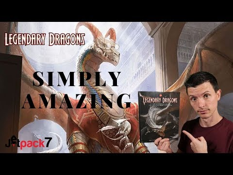 The BEST dragon book ever…period! Legendary dragons by Jetpack7