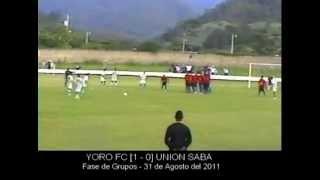 Mejores Goles del YORO FC - Año 2011
