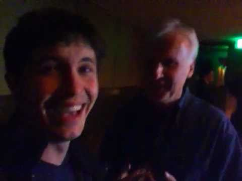 James Cameron VLOGS with Toby Turner / Tobuscus