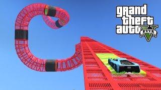 """99% GRACZY ZDENERWUJE SIĘ NA TEJ MAPIE! w GTA 5 Online Hogaty i EKIPA """"SKILL TEST!"""" #325"""