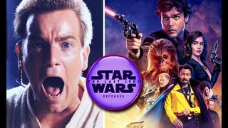 Star Wars Han Solo FLOP Obi Wan and Rian Johnson trilogy dropped Disney gives statement