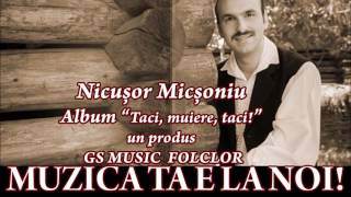 COLAJ ALBUM NICUSOR MICSONIU - TACI MUIERE, TACI!