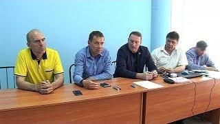 Визит президента Федерации велоспорта России Вячеслава Екимова в Омскую область