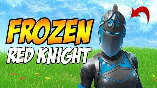 *NEW* LEAKED FROZEN RED KNIGHT SKIN! | Fortnite FUNNY & EPIC Moments