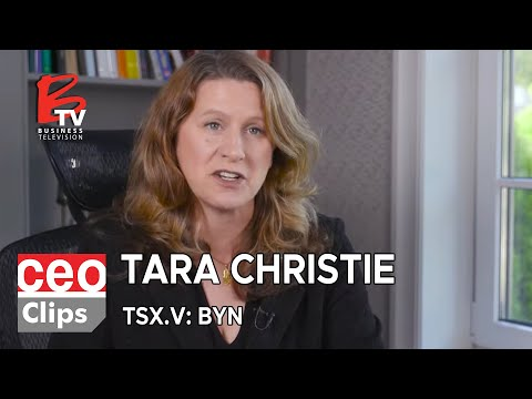 CEO Clips: Tara Christie | Banyan Gold | Over 900,000 Ounces of Gold in the Yukon