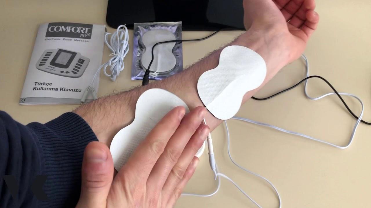 COMFORT Plus Electronic Pulse Massager