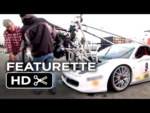 Need For Speed Featurette - Camera Cars (2014) - Aaron Paul Movie HD