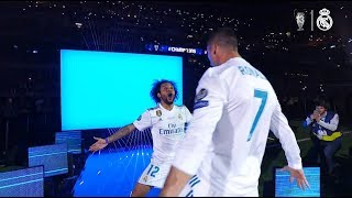 Real Madrid Cibeles Celebration For Champions League 2018